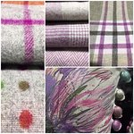Range of soft furnishings