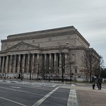 Exterior of National Archives Museum