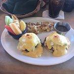 Shrimp Florentine!! Yummy!!!