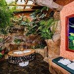 Grotto decor