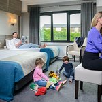 The Gleneagle Hotel Family Room