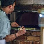 Rigalettos Restaurant Wood Burning Pizza Oven