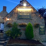 A local Village Pub at the heart of Silverstone