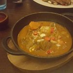 Massaman curry(mine was extra hot) never disappoints