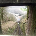 The Lynton Lynmouth Cliff Railway Awesome ride