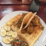 The Waffle House
