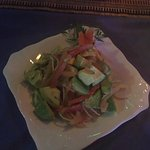 Ngapali Kitchen - avocado salad