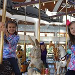 At the Merry-Go-Round