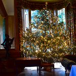 The Drawing Room at Christmas