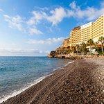 Playa diverhotel Aguadulce