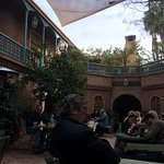 Photo of Cafe Jardin Majorelle Marrakech