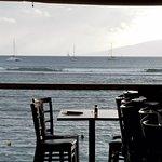Koa's Seaside Grill ocean view