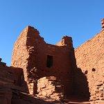 Pueblo ruin at Wupatki park