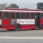Wine Trolley Tours Foto