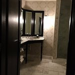 Corner Suite Bathroom - larger than the normal King rooms I've had in previous stays at the Nine