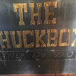 Back at the Chuckbox to kick off some Angels spring training