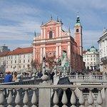 Photo of Preseren Square