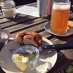 Domburgsche Bier en Melk Salon Foto