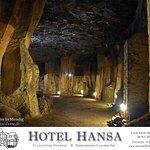 700m vom Hotel entfernt laden einzigartige Lava-Keller zur Besichtung ein @ Vulkanmuseum Lava-Do