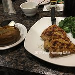 Terrible Chicken and Potato