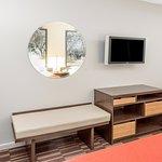Flat Screen TV in all Guestrooms