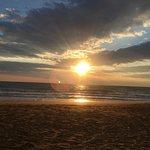 Perfect beach and sea