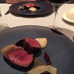 Fillet of dry aged beef, medium