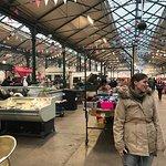 Inside St. George's Market
