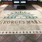 St. George's Market Entrance