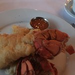 Fried Lobster Tails