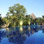 Photo de Hotel Villa Mercedes Palenque