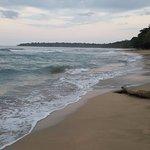 Nice beach.