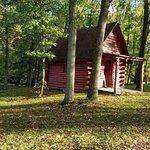 log cabin for rent
