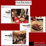 Best Brunch, Best Steak Dinner and Best Fine Dinning in Rochester!!