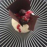Dôme chocolat coco