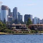 Meydenbauer Bay, Bellevue Skyline from Lake Washington Cruise
