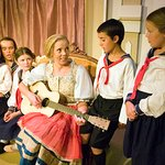 From a past production, Sound of Music.
