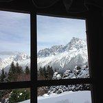 la chaine du Mont Blanc