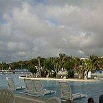 The big swimming pool