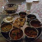 A delicious Thali