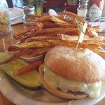 McPhail's Angus Burger