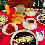 Restaurante Casa Coyotepec