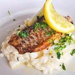 Delicious Sea Bass special