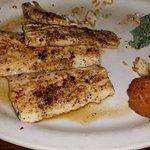 Mahi-mahi grilled