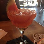 Watermelon Margarita was delicious!