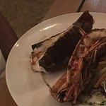 Delicious lobster!