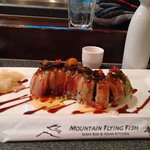 Yellowfin Dragon Roll
