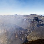 Cima / Crater del Volcan Villarrica