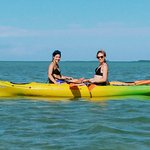 Great time kayaking with Stephen from The Kayak Shack