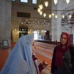 Kubra at Suleymaniye Mosque
